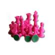 Pink figurák