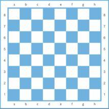 Sakkpalota mágneses sakktábla