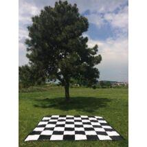 Óriás sakkszőnyeg