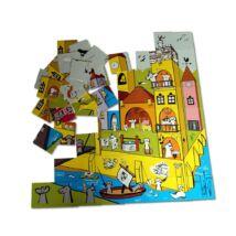 Sakkpalota puzzle (64 db-os)