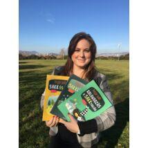 Polgár Judit: Könyvsorozat óvodásoknak