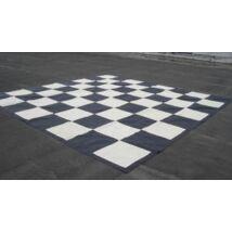 Óriás sakkszőnyeg kültérre