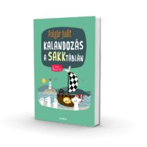 Polgár Judit: Kalandozás a sakktáblán