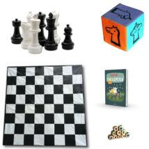 Sakkjátszótér kiegészítő eszközcsomag