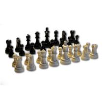 Sakkfigurák Sakkpalota tartóban