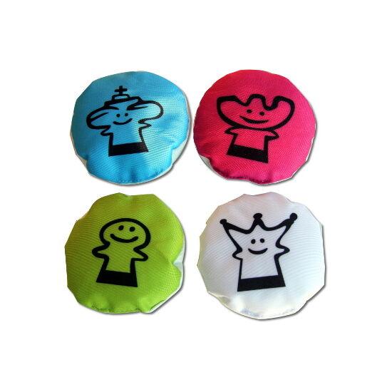 Sakkpalota babzsák figurák színváltozatai