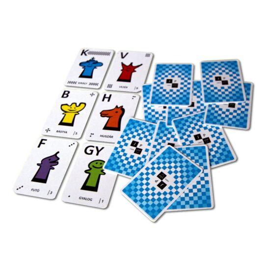Sakkpalota kártya