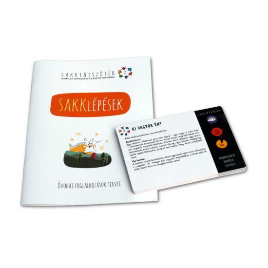 Óvodai foglalkozások tervei 2. + Játékkártyák 2.