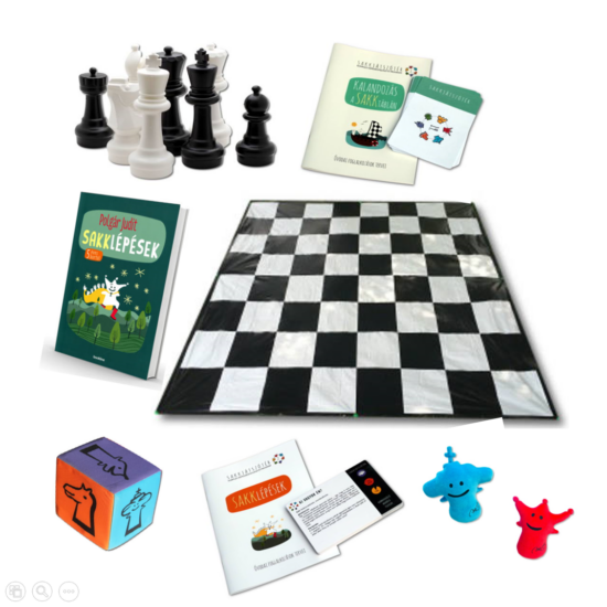Sakkjátszótér Kiegészítő csomag (02)