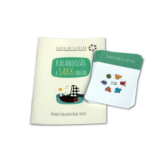 Óvodai foglalkozások tervei 1. + Játékkártyák 1.