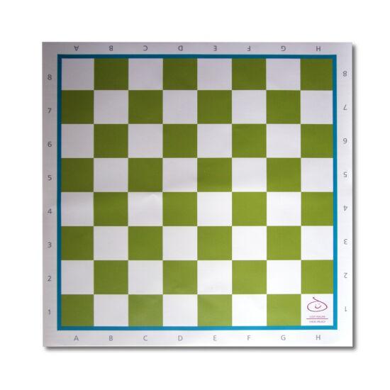 Sakkpalota vászontábla - zöld