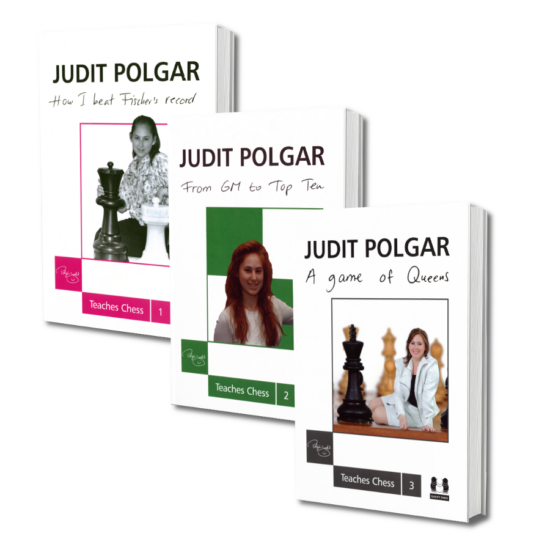 Judit Polgar Trilogy
