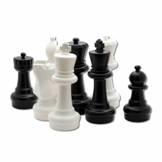 Nagy sakkfigura készlet
