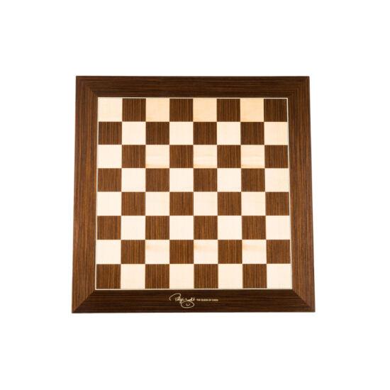 Polgár Judit exkluzív sakktábla