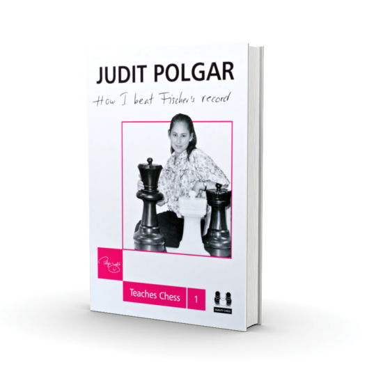 Judit Polgar: How I Beat Fischer's Record