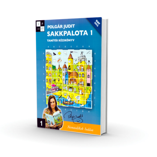 Sakkpalota 1. tanítói kézikönyv