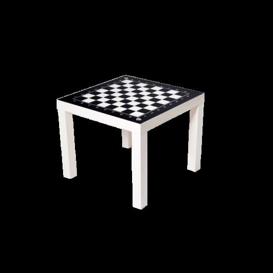 Sakkpalota asztalka